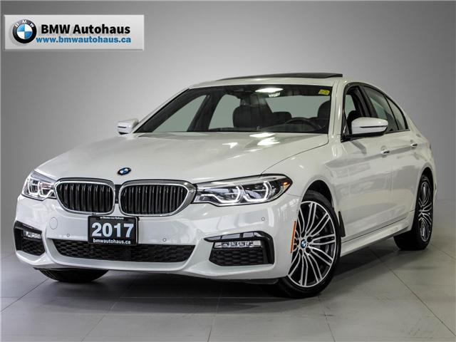 2017 BMW 530 i xDrive (Stk: P8281) in Thornhill - Image 1 of 31