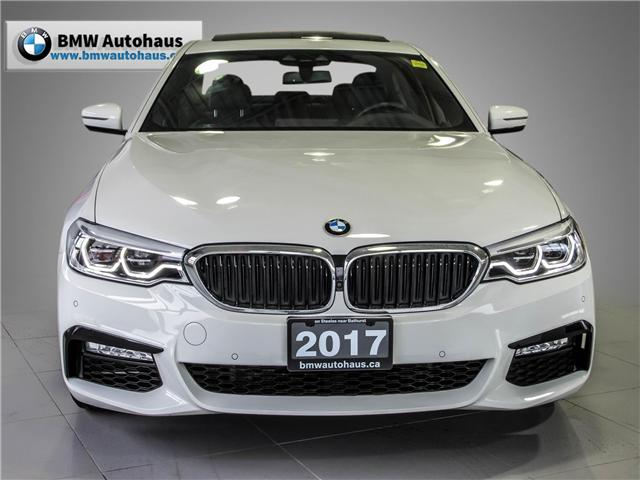 2017 BMW 530 i xDrive (Stk: P8281) in Thornhill - Image 2 of 31