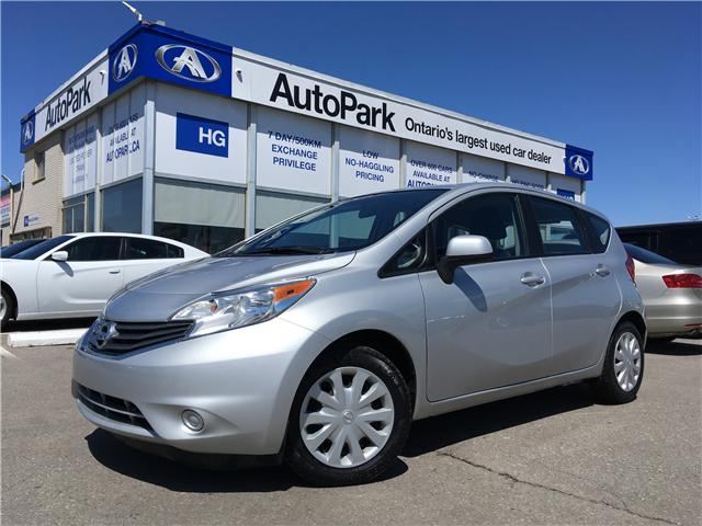 2014 Nissan Versa Note 1.6 SV (Stk: 14-73321) in Brampton - Image 1 of 22