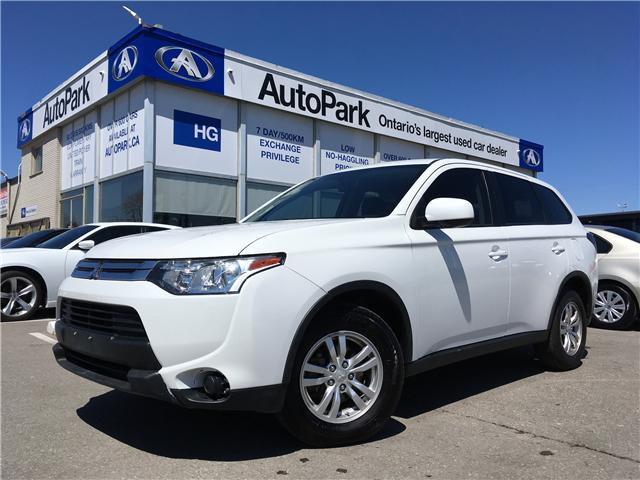2015 Mitsubishi Outlander  (Stk: 15-00634) in Brampton - Image 1 of 24