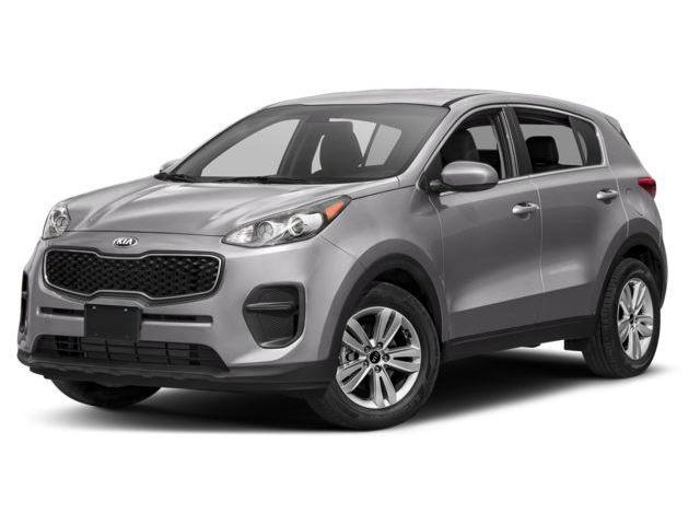 2018 Kia Sportage LX (Stk: K18399) in Windsor - Image 1 of 9