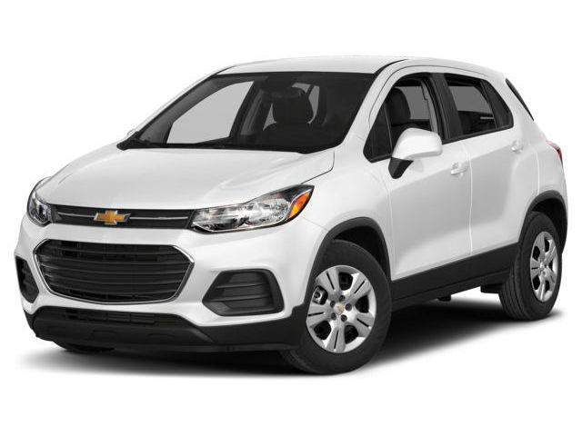 2018 Chevrolet Trax LS (Stk: T8X003) in Mississauga - Image 1 of 9