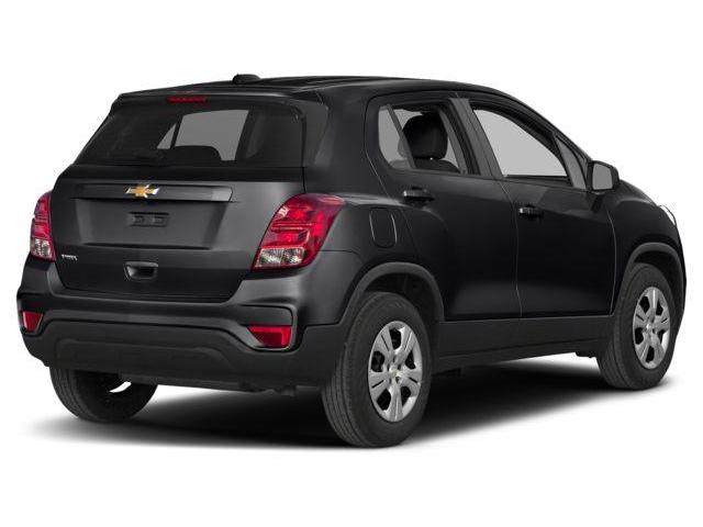 2018 Chevrolet Trax LS (Stk: T8X005) in Mississauga - Image 3 of 9