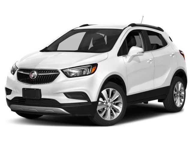 2018 Buick Encore Sport Touring (Stk: 2817021) in Toronto - Image 1 of 9