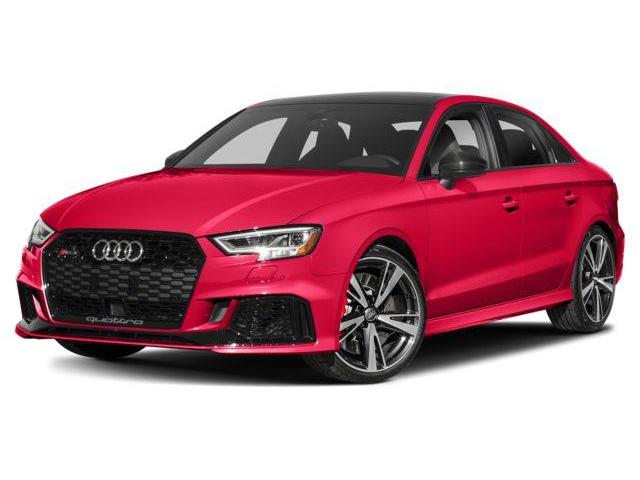 2018 Audi RS 3 2.5T (Stk: 90938) in Nepean - Image 1 of 9