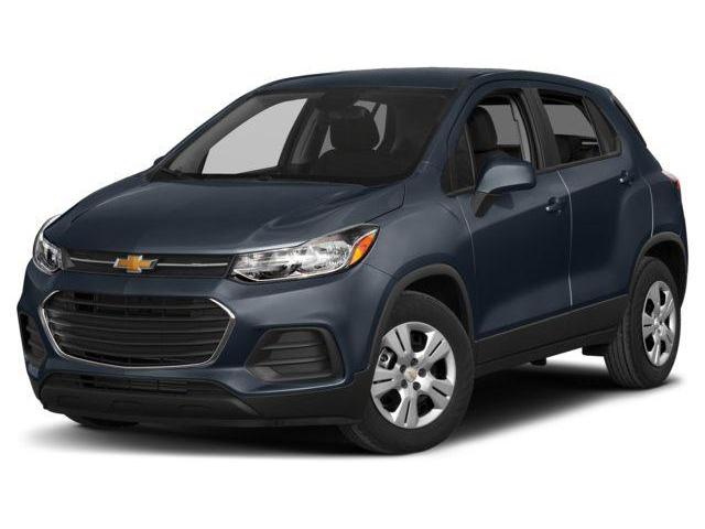 2018 Chevrolet Trax LS (Stk: T8X017) in Mississauga - Image 1 of 9
