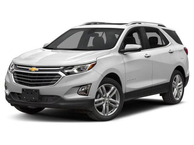 2018 Chevrolet Equinox Premier (Stk: T8L167) in Mississauga - Image 1 of 9