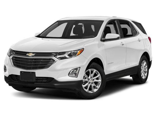 2018 Chevrolet Equinox LT (Stk: T8L186) in Mississauga - Image 1 of 9