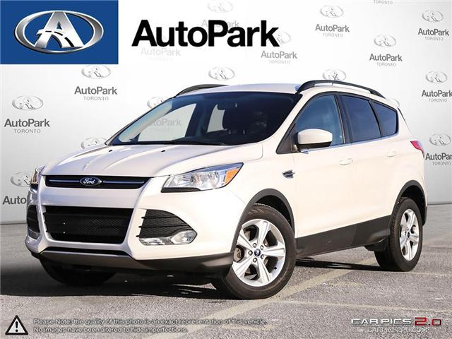 2014 Ford Escape SE (Stk: 14-87229MB) in Toronto - Image 1 of 27