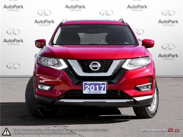 2017 Nissan Rogue SV (Stk: 17-20606RSR) in Toronto - Image 2 of 27