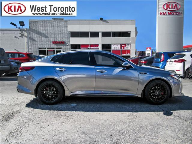2018 Kia Optima SX Turbo (Stk: 18024) in Toronto - Image 4 of 25