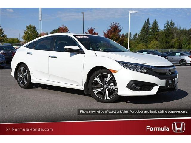 2018 Honda Civic EX-T (Stk: 18-0210) in Scarborough - Image 1 of 50