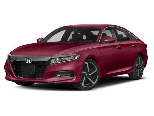 2018 Honda Accord Sport (Stk: 18-0232) in Scarborough - Image 1 of 9