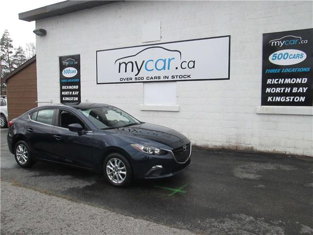 2014 Mazda Mazda3 GS-SKY (Stk: 171434) in Richmond - Image 2 of 13