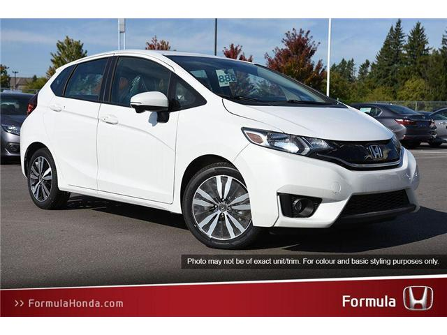 2018 Honda Fit EX-L Navi (Stk: 18-0127) in Scarborough - Image 1 of 18