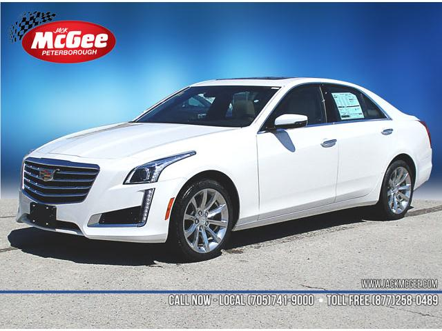 2018 Cadillac CTS 3.6L Luxury (Stk: 18447) in Peterborough - Image 1 of 2