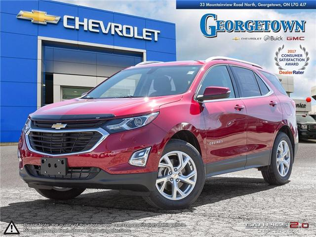 2018 Chevrolet Equinox LT (Stk: 27077) in Georgetown - Image 1 of 27