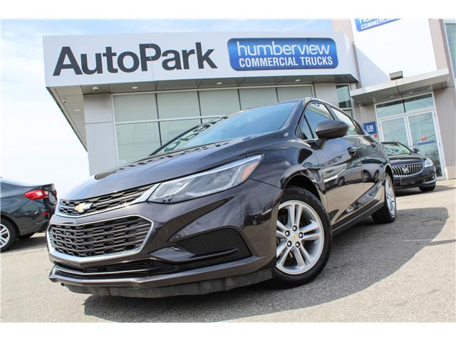 2016 Chevrolet Cruze LT Auto (Stk: APR1714) in Mississauga - Image 1 of 28