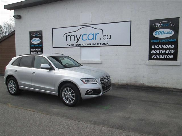 2014 Audi Q5 2.0 Komfort (Stk: 171657) in Kingston - Image 2 of 13