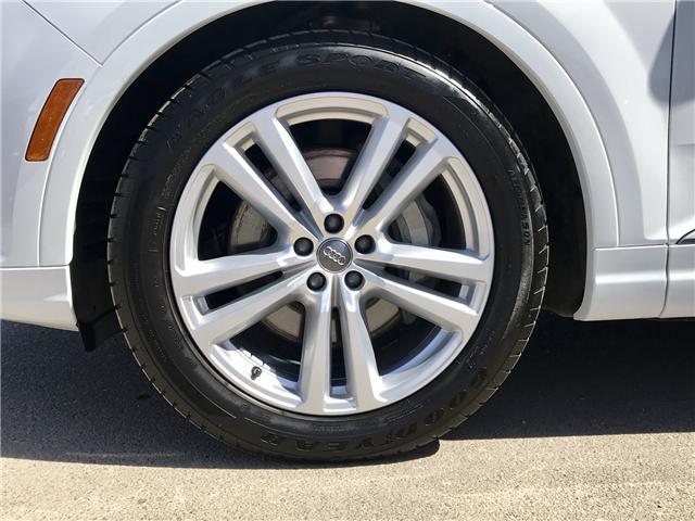 2017 Audi Q7 3.0T Technik (Stk: 1804271) in Regina - Image 9 of 55