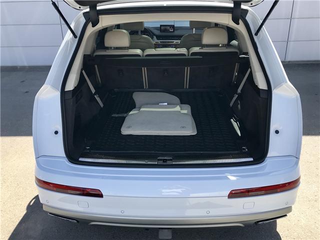 2017 Audi Q7 3.0T Technik (Stk: 1804271) in Regina - Image 13 of 55