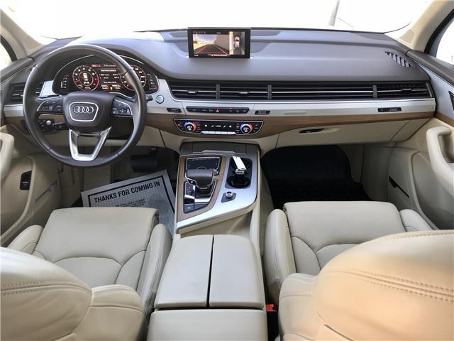 2017 Audi Q7 3.0T Technik (Stk: 1804271) in Regina - Image 15 of 55