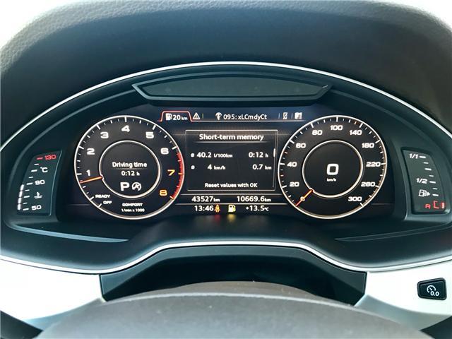 2017 Audi Q7 3.0T Technik (Stk: 1804271) in Regina - Image 19 of 55