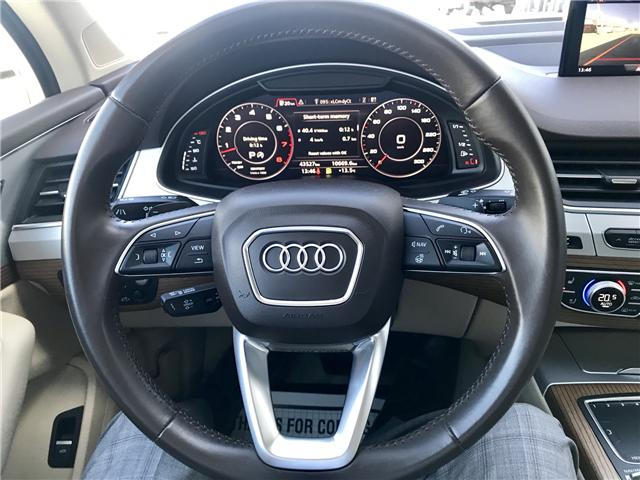 2017 Audi Q7 3.0T Technik (Stk: 1804271) in Regina - Image 20 of 55