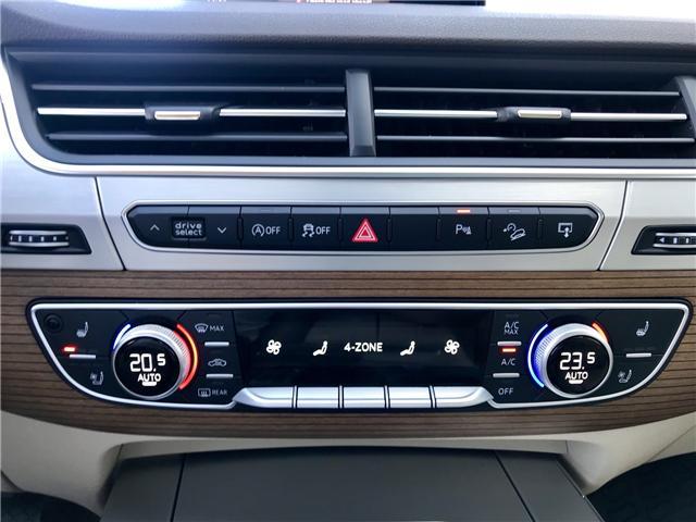 2017 Audi Q7 3.0T Technik (Stk: 1804271) in Regina - Image 24 of 55