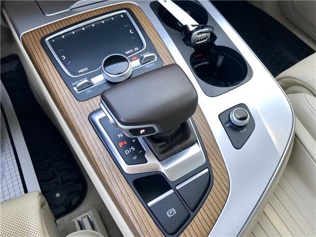 2017 Audi Q7 3.0T Technik (Stk: 1804271) in Regina - Image 25 of 55