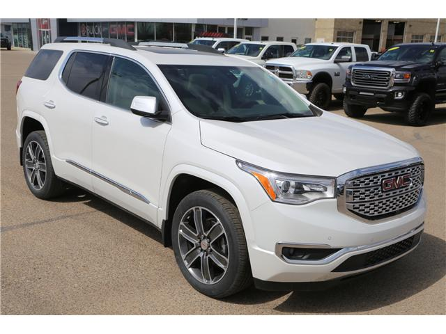 2018 GMC Acadia Denali (Stk: 161500) in Medicine Hat - Image 1 of 31