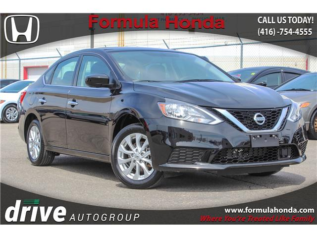 2018 Nissan Sentra 1.8 SV (Stk: B10269R) in Scarborough - Image 1 of 30