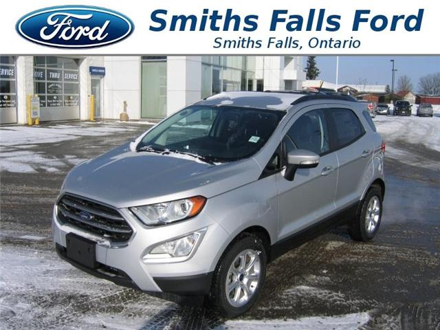 2018 Ford EcoSport SE (Stk: 18160) in Smiths Falls - Image 1 of 12