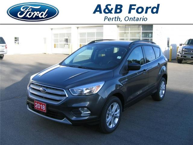 2018 Ford Escape SE (Stk: 1834) in Perth - Image 1 of 11