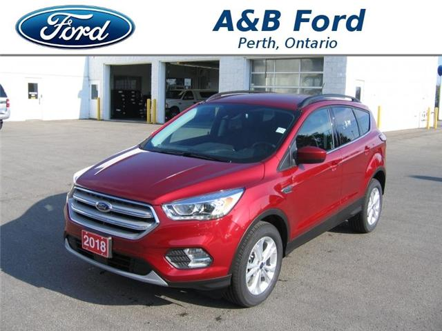 2018 Ford Escape SEL (Stk: 1835) in Perth - Image 1 of 11