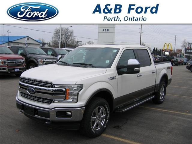 2018 Ford F-150  (Stk: 1828) in Perth - Image 1 of 12