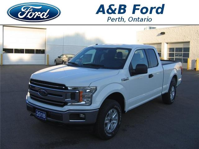 2018 Ford F-150  (Stk: 1833) in Perth - Image 1 of 11