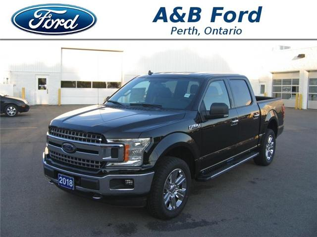 2018 Ford F-150  (Stk: 1839) in Perth - Image 1 of 11