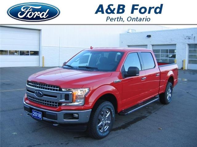 2018 Ford F-150  (Stk: 1841) in Perth - Image 1 of 11
