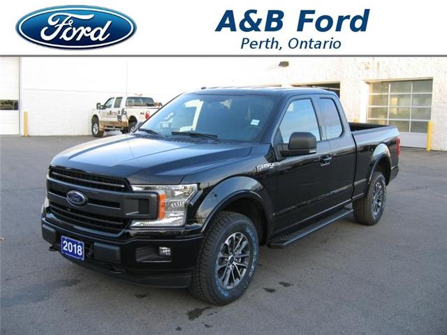 2018 Ford F-150 XLT (Stk: 1870) in Perth - Image 1 of 11