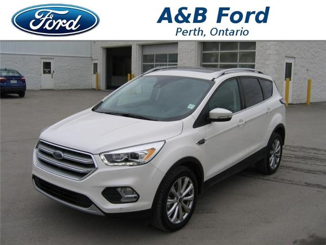 2017 Ford Escape Titanium (Stk: A5920R) in Perth - Image 1 of 12