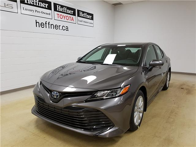 2018 Toyota Camry Hybrid LE (Stk: 181227) in Kitchener - Image 1 of 3