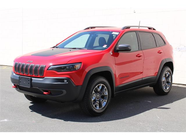 2019 Jeep Cherokee Trailhawk (Stk: D107789) in Courtenay - Image 2 of 30