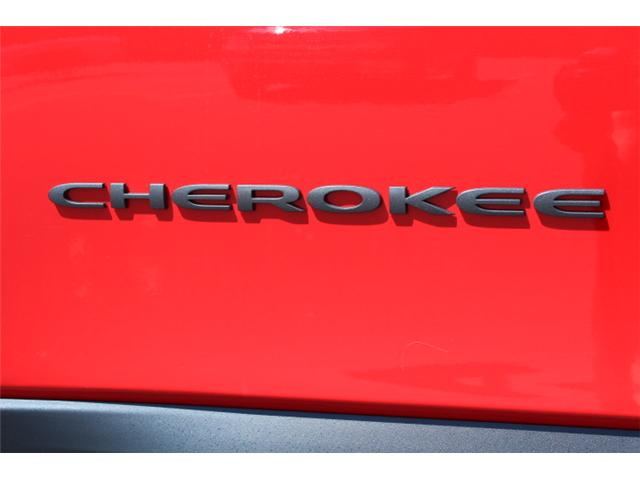 2019 Jeep Cherokee Trailhawk (Stk: D107789) in Courtenay - Image 21 of 30