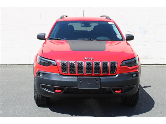 2019 Jeep Cherokee Trailhawk (Stk: D107789) in Courtenay - Image 25 of 30