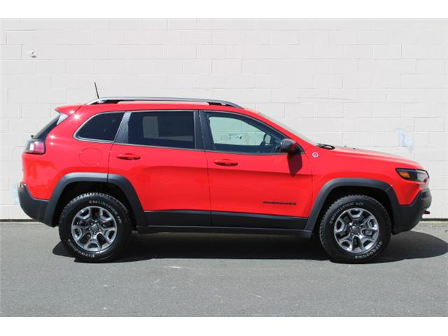 2019 Jeep Cherokee Trailhawk (Stk: D107789) in Courtenay - Image 26 of 30
