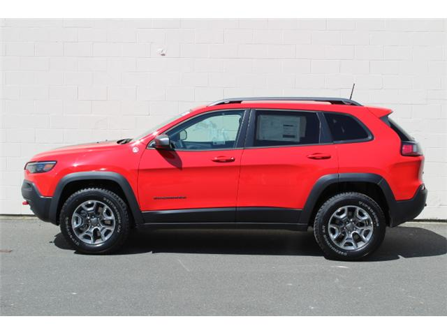 2019 Jeep Cherokee Trailhawk (Stk: D107789) in Courtenay - Image 28 of 30