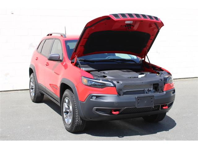 2019 Jeep Cherokee Trailhawk (Stk: D107789) in Courtenay - Image 29 of 30
