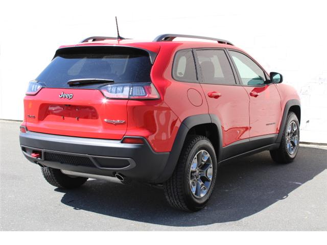 2019 Jeep Cherokee Trailhawk (Stk: D107789) in Courtenay - Image 4 of 30