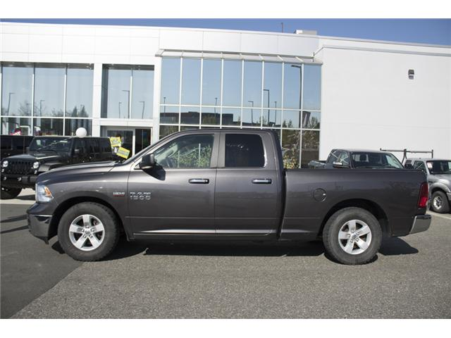 2015 RAM 1500 SLT (Stk: H873316A) in Abbotsford - Image 4 of 24
